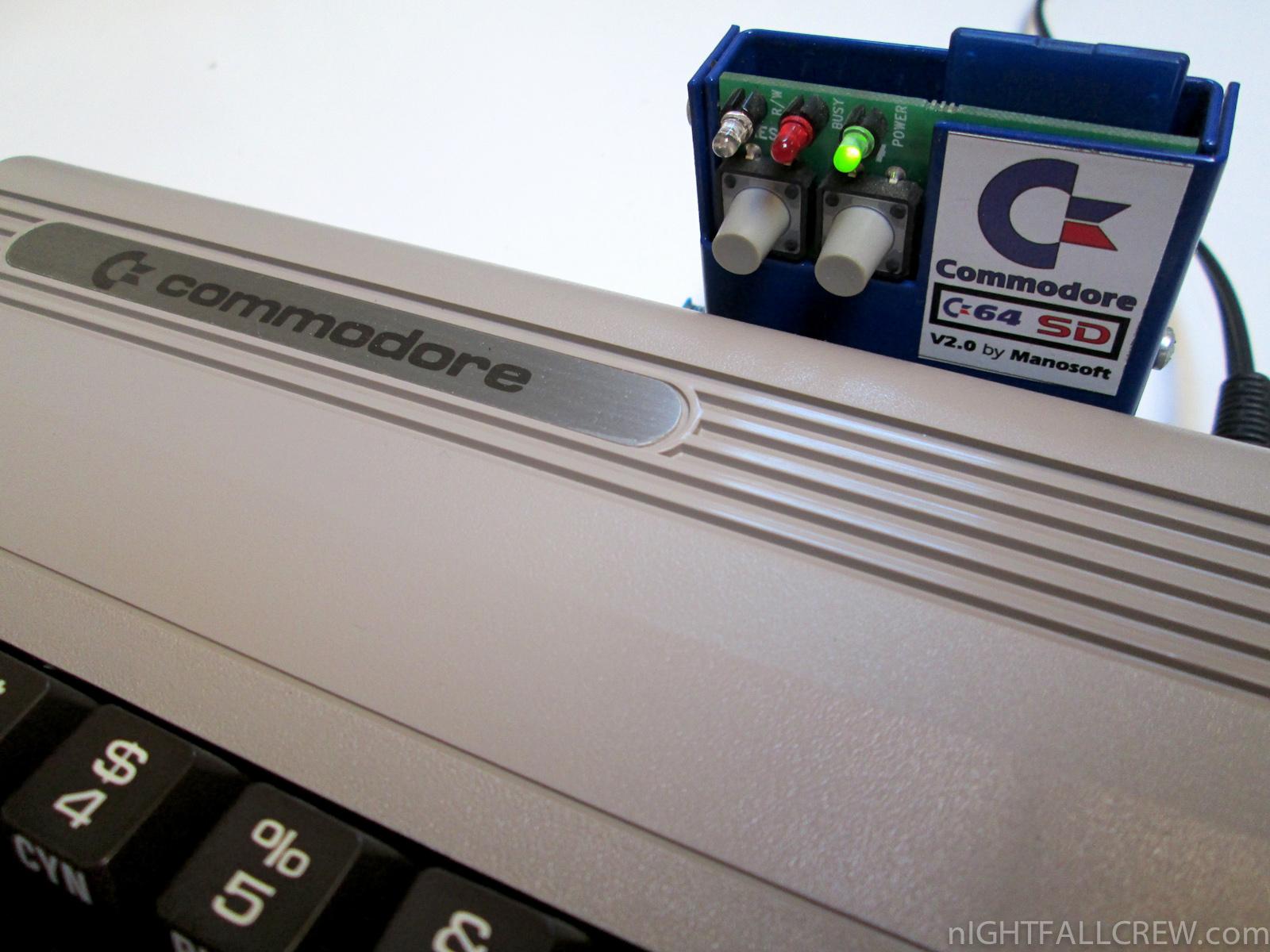 технологии второй половины 20 века: Commodore 64