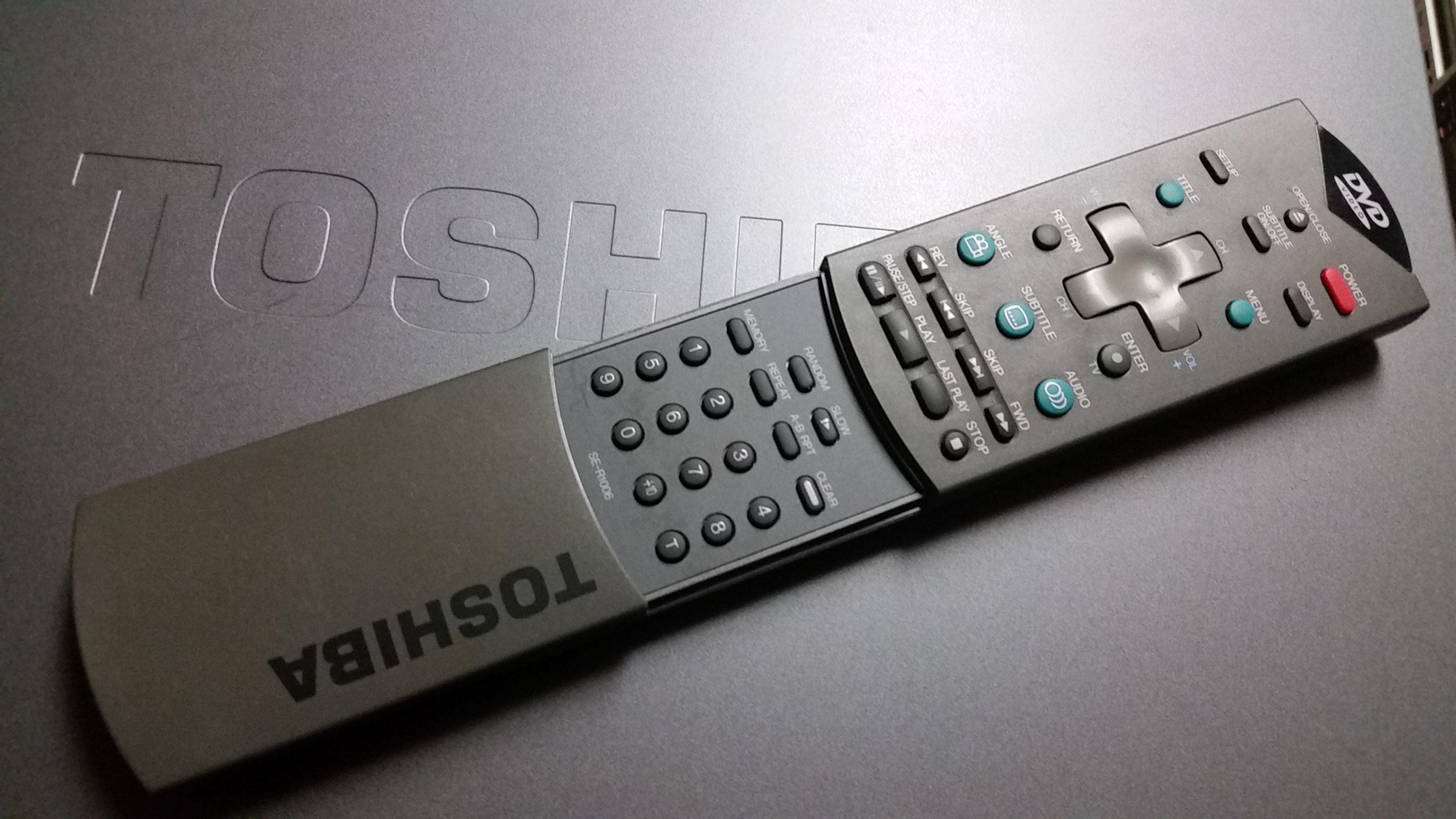 технологии второй половины 20 века: Toshiba SD-2006 DVD Player