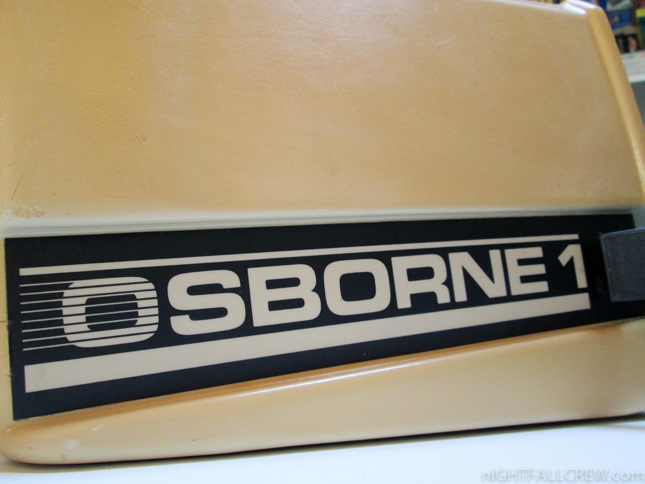 технологии второй половины 20 века: Osborne 1