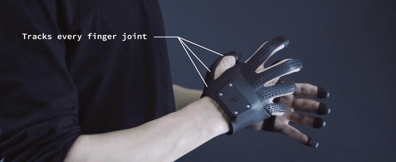 Plexus vr перчатки