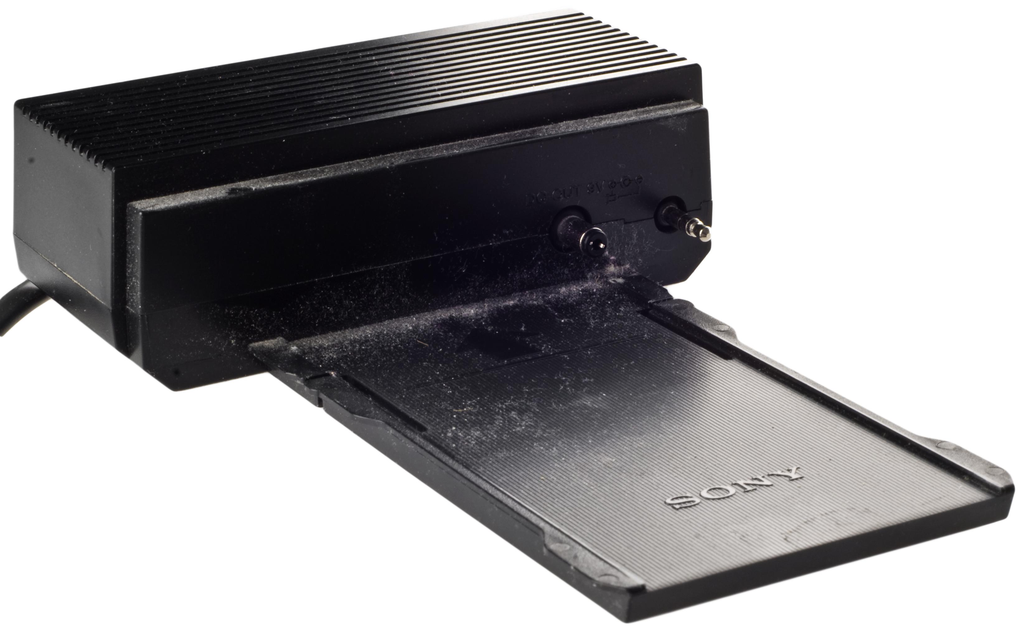 технологии второй половины 20 века: Sony Discman D-50