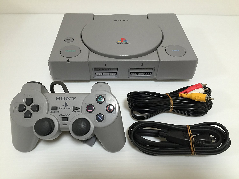 технологии второй половины 20 века: Sony PlayStation