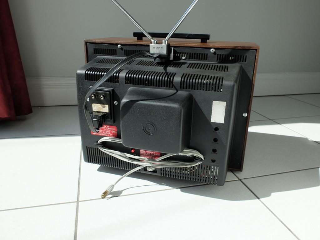 технологии второй половины 20 века: Sony Trinitron