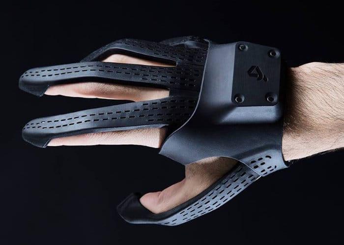 VR Перчатки Plexus