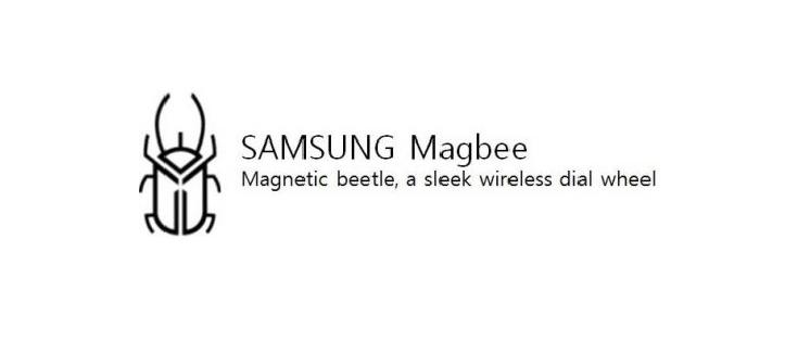 Умная колонкаSamsung Magbee