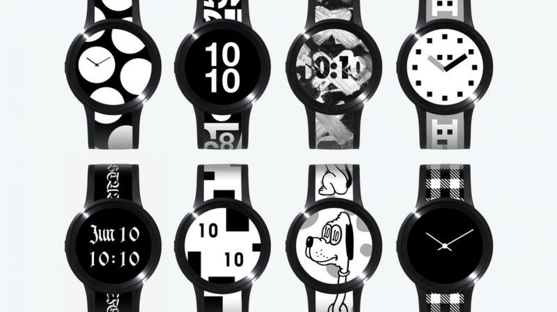 Часы-хамелеоны FES Watch U