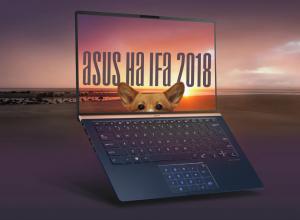 новинки Asus на IFA 2018