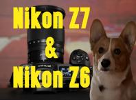 полнокадровые беззеркальные камеры Nikon Z7 и Nikon Z6
