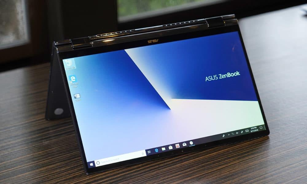 новинки ASUS ZenBook Flip ifa 2018