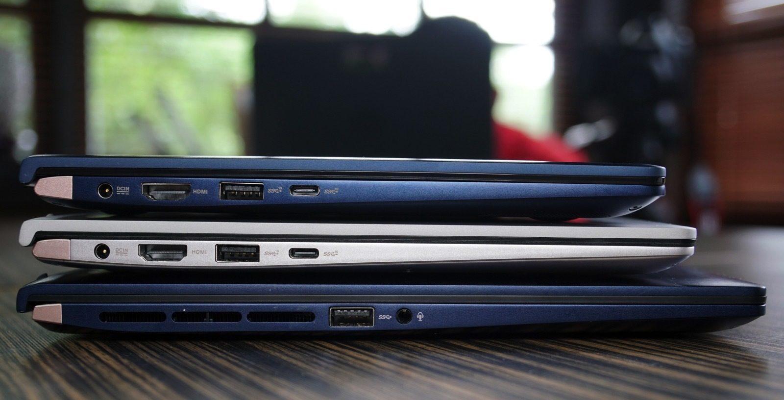 Asus ZenBook 13, 14 и 15 ifa 2018