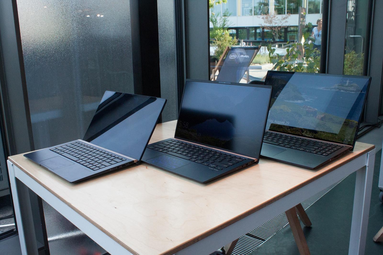 Asus ZenBook 13, 14 и 15