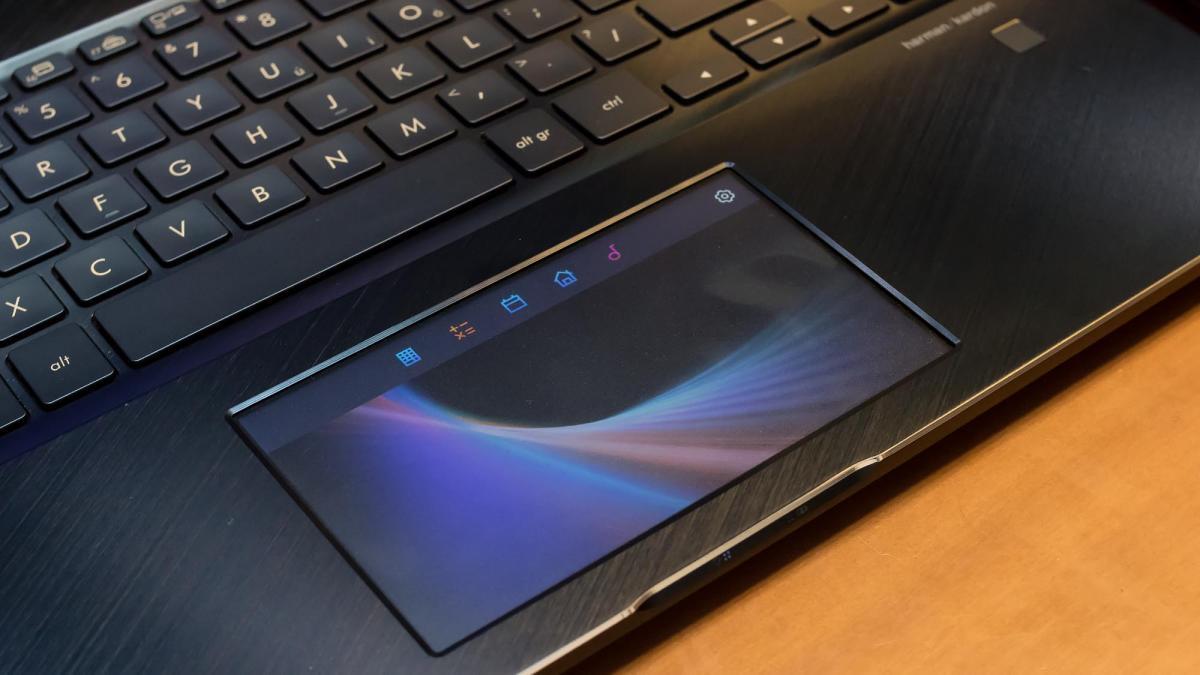 Asus ScreenPad