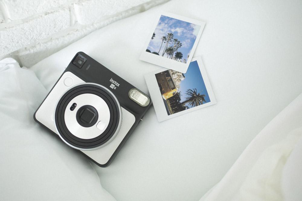 лучшие камеры с мгновенной печатью фотографий 2018