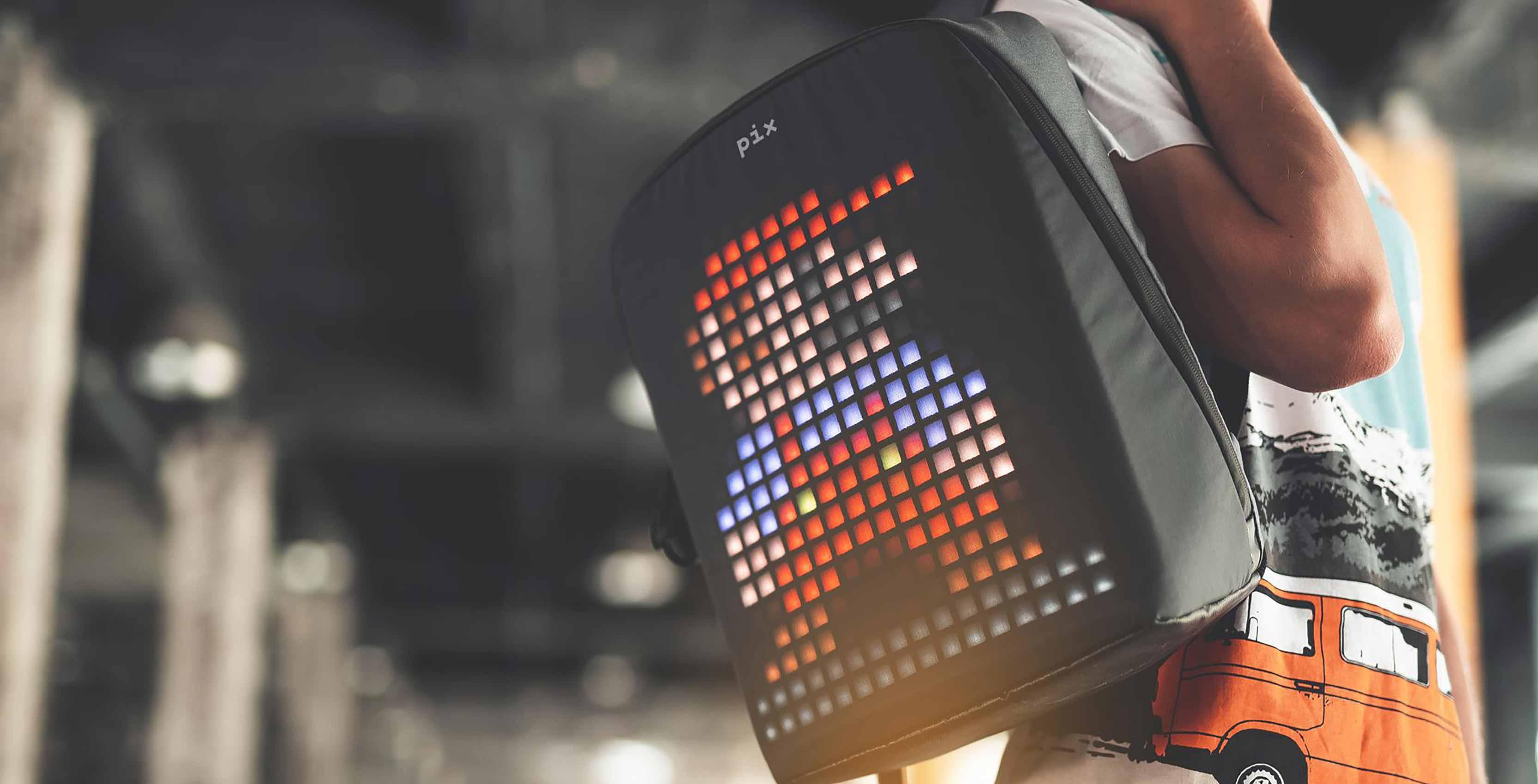 LED-рюкзак PIX Backpack