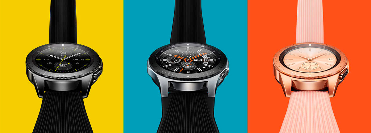 часы Samsung Galaxy Watch 2018