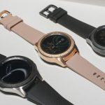 Samsung Galaxy UNPACKED: смарт-часы Samsung Galaxy Watch 2018