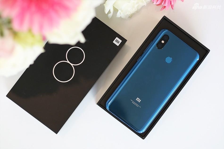 Xiaomi Mi 8