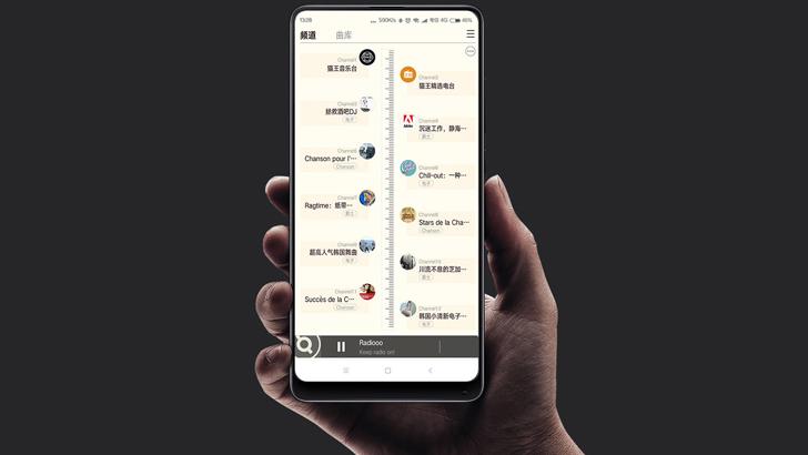 Портативная колонка в ретро-стиле от Xiaomi Muzen Atomic Player B612