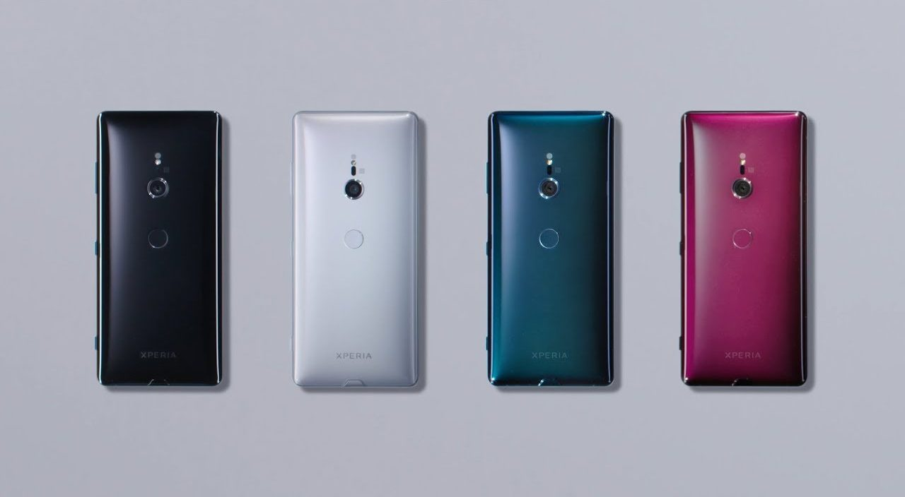 Премьера Sony Xperia XZ3 на IFA 2018