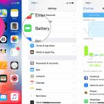 Сравнение iOS 12 и Android 9 Pie