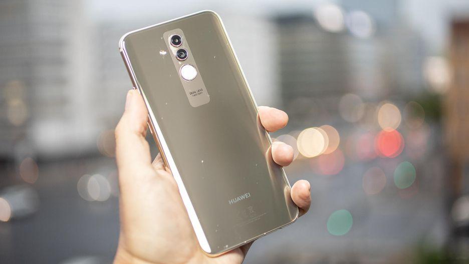Huawei Mate 20 Lite IFA 2018