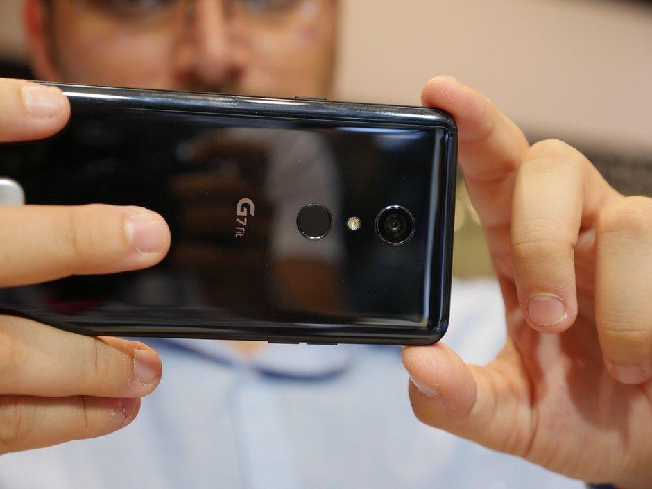 LG G7 Fit IFA 2018