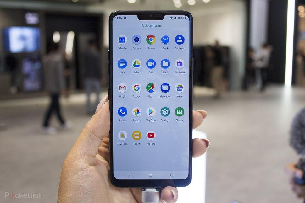 LG G7 One на IFA 2018