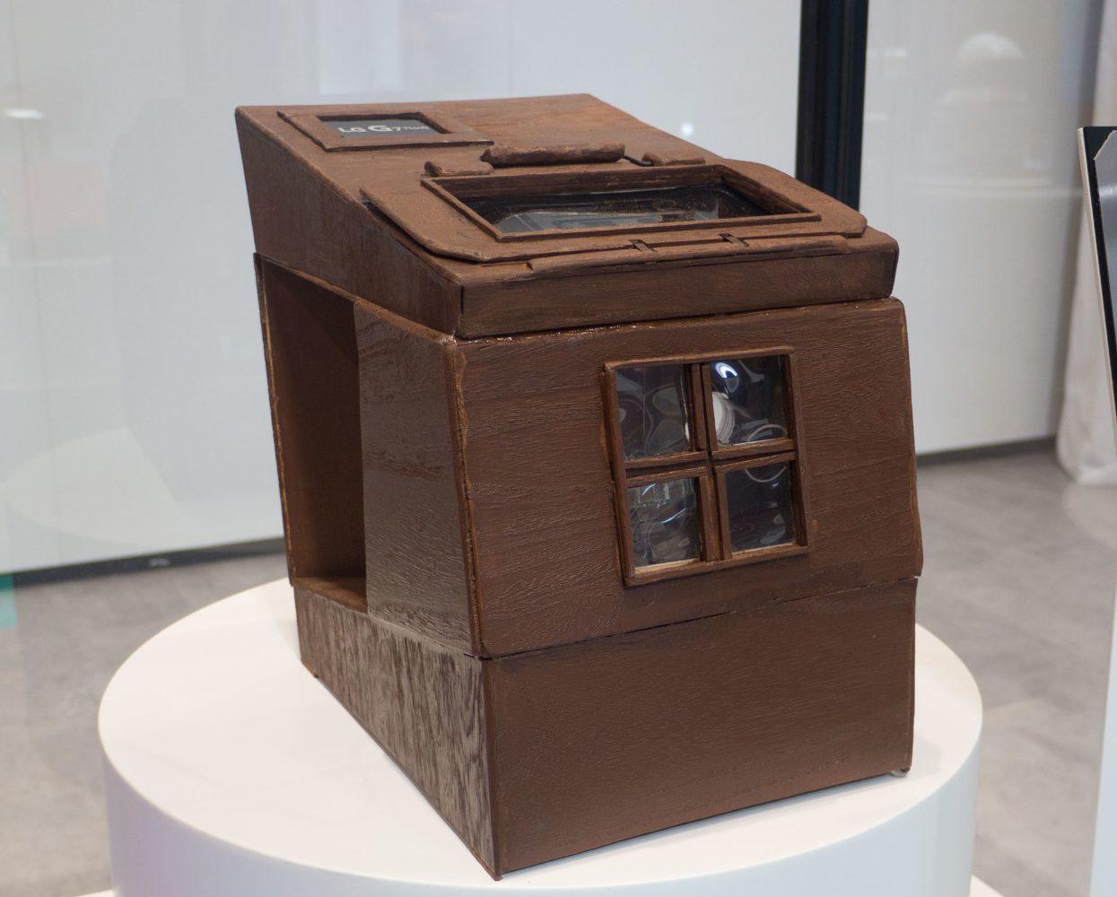 LG G7 boombox speaker