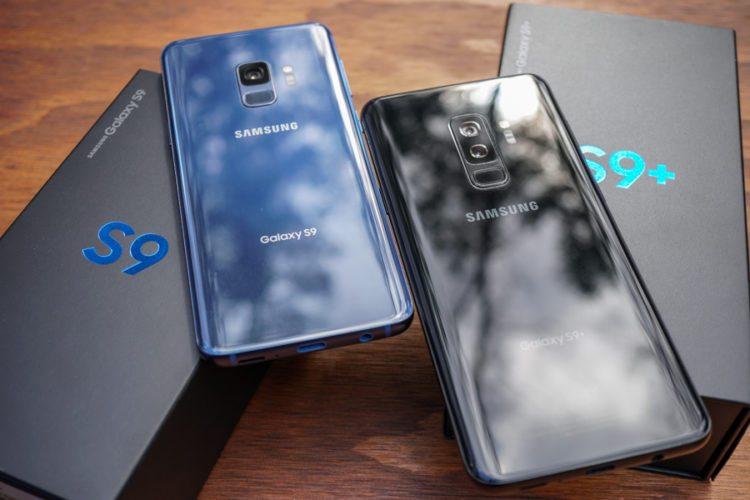 Samsung Galaxy S9 и Galaxy S9 Plus