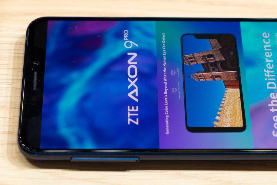 ZTE Axon 9 Pro IFA 2018