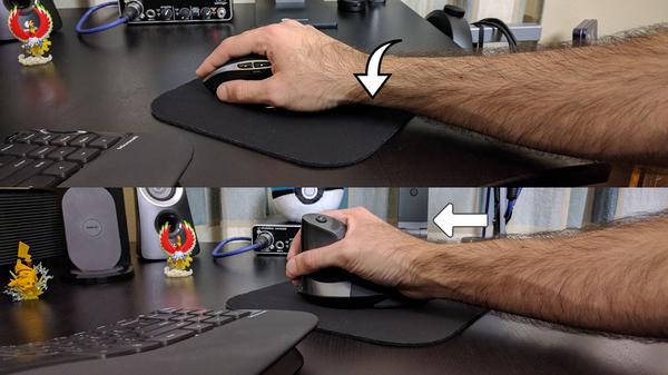 Почему эргономичные мыши для компьютера лучше обычных