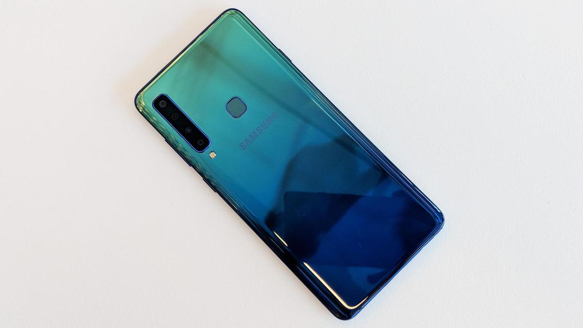 Новый Samsung Galaxy A9 2018