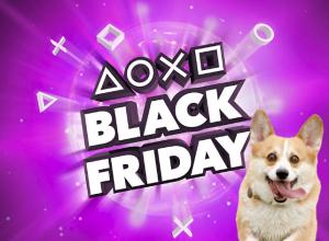 Черная Пятница PlayStation Store