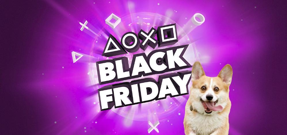 Черная Пятница PlayStation Store 2018