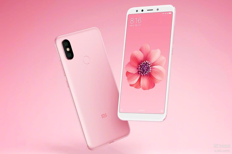 Xiaomi Redmi S2 Rose Gold