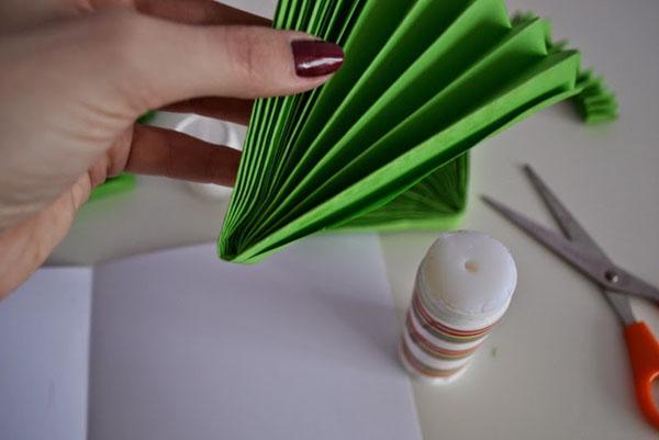 объемная новогодняя открытка своими руками пошаговая инструкция