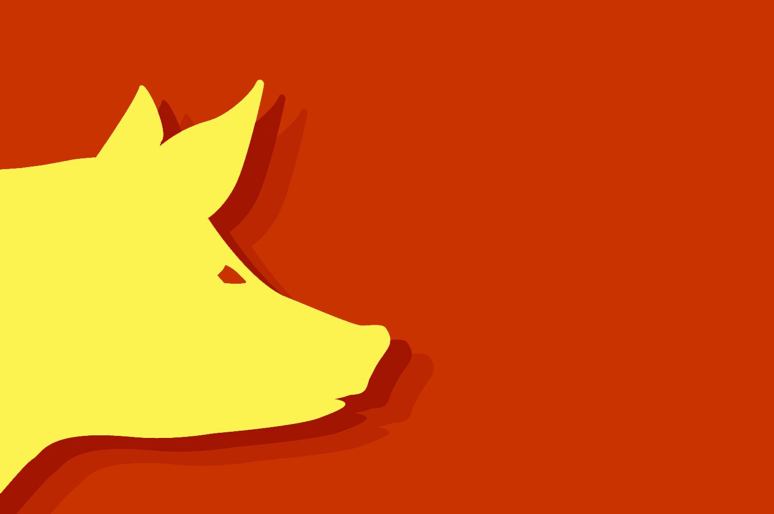 шаблон свиньи для открытки на Новый год 2019