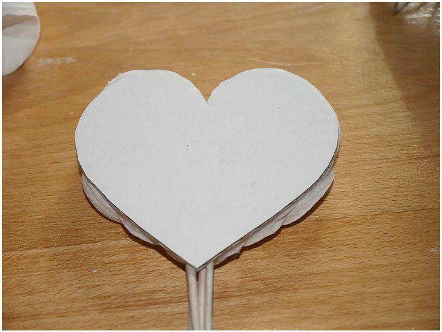 Валентинка кофейное сердце