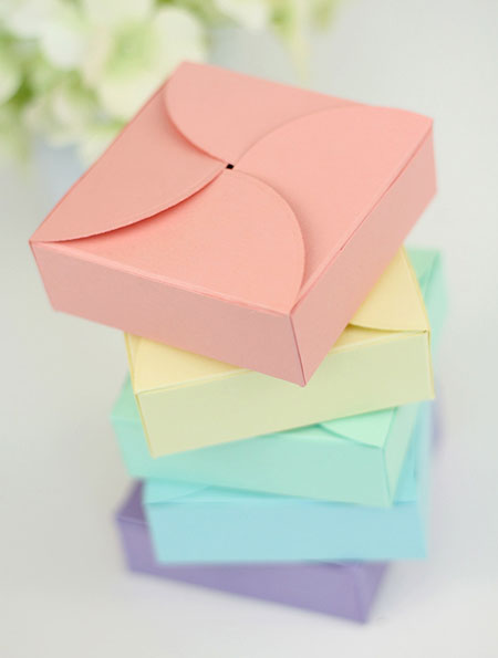 Валентинка коробочка