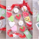 Сладкие валентинки