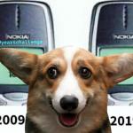 #10yearschallenge — десятилетняя эволюция смартфонов