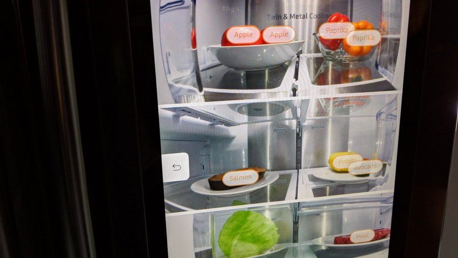 Холодильник Family Hub 2019
