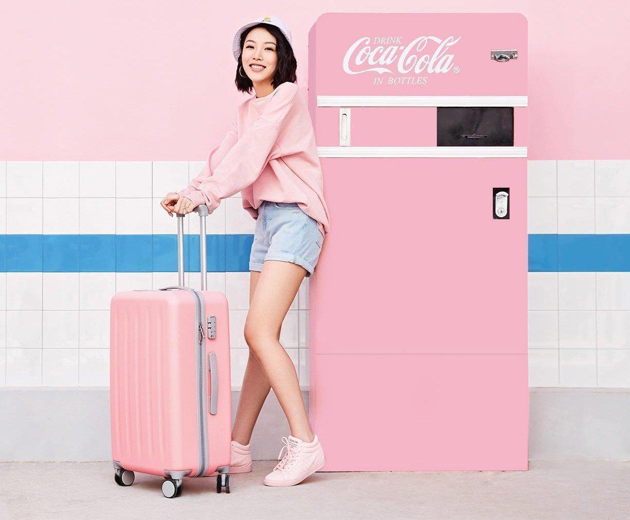 Розовый Xiaomi 90 Points