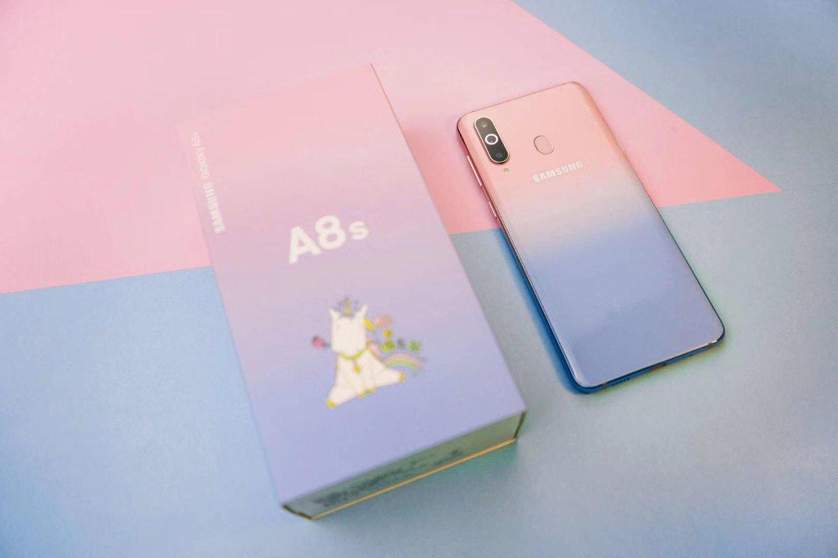 Galaxy A8s Unicorn Edition