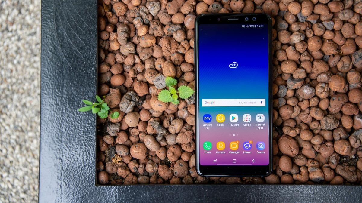 Самые безопасные смартфоны Samsung