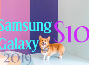 Презентация Samsung Galaxy S10 2019