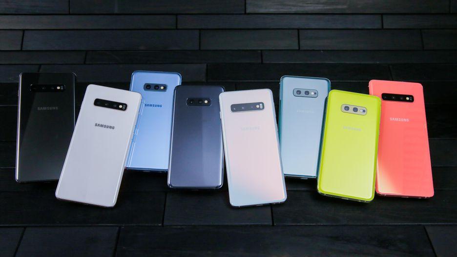 Samsung Galaxy S10 2019