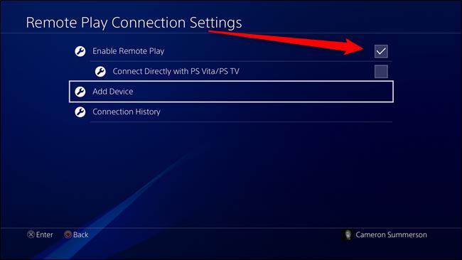 Как установить Remote Play