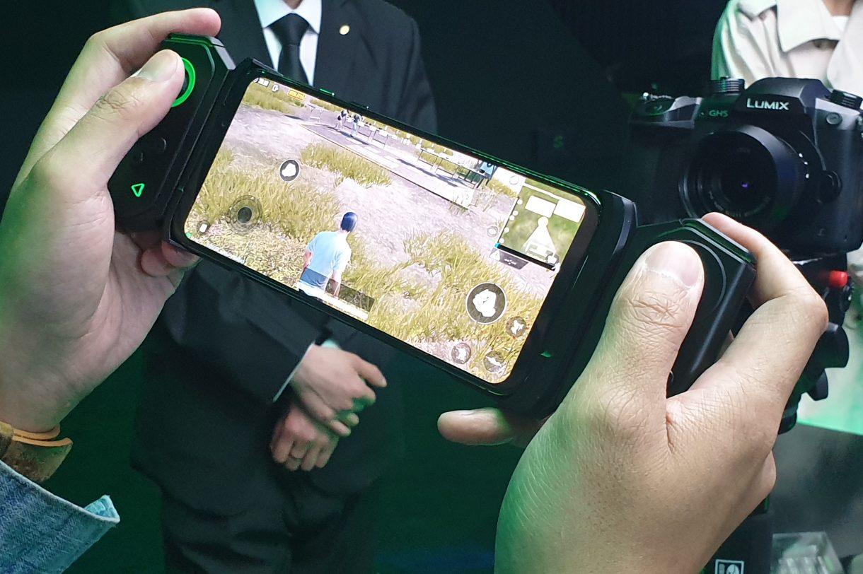 Xiaomi Black Shark 2 GamePad 3.0