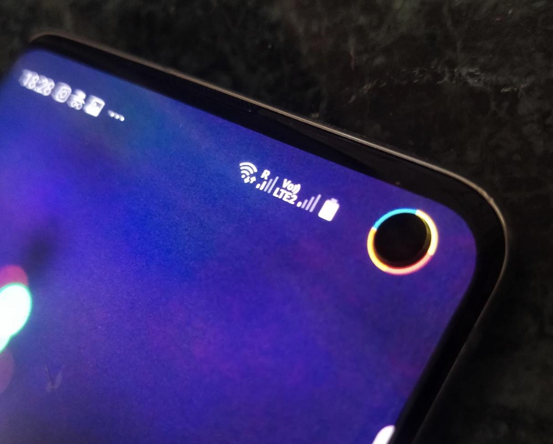 приложение для Samsung Galaxy S10 — Energy Ring